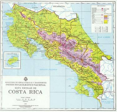 Costa Rica Geography Overview - Costa Rica tours, adventures ... on geography of latin america map, geography of russia map, geography of peru map, geography of italy map, geography of sudan map, geography of greece map, geography of mexico map, geography of brazil map, geography of united states map, geography of india map, geography of spain map, geography of france map, geography of israel map, geography of north america map, geography of egypt map, geography of china map, geography of south africa map, geography of canada map, geography of usa map, geography of japan map,