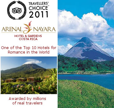Arenal Nayara - Top 10 Hotels for romance in the World