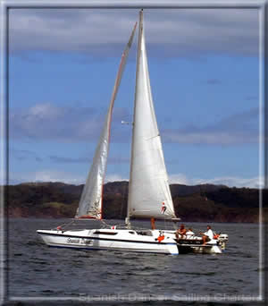 Spanish Dancer  Sailing Charters Costa Rica