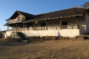 Hacienda Santa Rosa, the historic ranch where the heroic feat took place