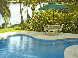 Costa rica travel tours and hotel reservations rain forest deluxe adventure package - The sky pool a deluxe adventure ...
