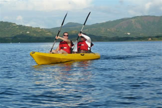 SEA KAYAKING TOUR + SNORKELING